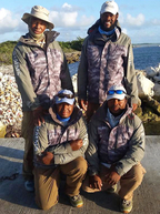 guides, Mar Bay Bonefish Lodge, South Andros, Bahamas